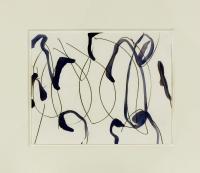 1998, Tusche auf Papier, 24 x 30 cm