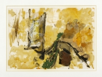 Öl auf Papier, 20 x 30 cm