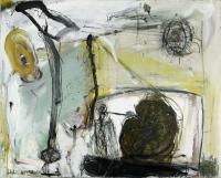 1992, Öl auf Leinwand, 80 x 100 cm