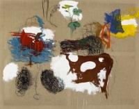 1989/90, Öl auf Leinwand, 190 x 240 cm