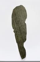 1995, Wellblech, gehämmert und durchlocht, 62 x 207 cm