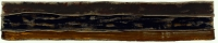 1995, 7 Teile, Öl, Leinwand gefaltet, 120 x 270 cm